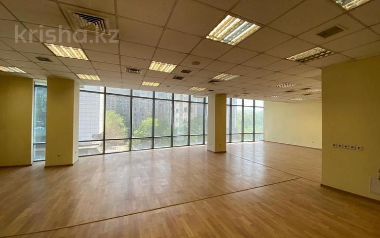 Офис площадью 250 м², Толе Би — Байзакова за ~ 1.1 млн 〒 в Алматы, Алмалинский р-н