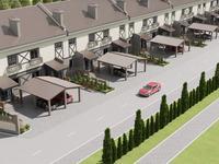 4-комнатная квартира, 137.72 м², микрорайон Тулпар 202-204 за ~ 48.2 млн 〒 в Шымкенте