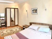 2-комнатная квартира, 60 м², 6/9 этаж посуточно, Самал-2 53 — Аль-Фараби за 14 000 〒 в Алматы, Медеуский р-н