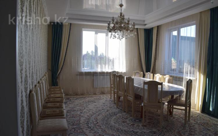 7-комнатный дом, 360 м², 10 сот., Мкр Коктал за 140 млн 〒 в Нур-Султане (Астана), Сарыарка р-н