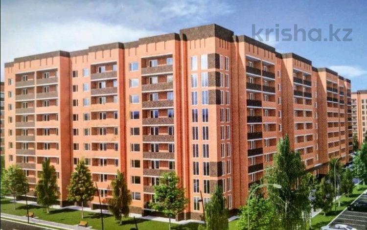 1-комнатная квартира, 43 м², 6/9 этаж на длительный срок, МкрБереке 53 за 70 000 〒 в Костанае