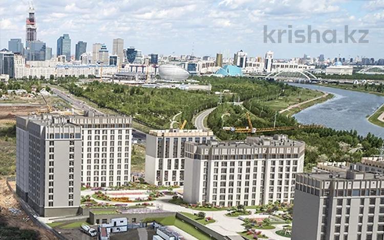 4-комнатная квартира, 139 м², 5/9 этаж, Керей Жанибек ханов за 51.2 млн 〒 в Нур-Султане (Астана), Есиль р-н