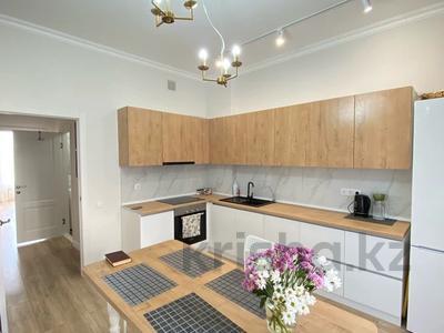 2-комнатная квартира, 64 м², 4/10 этаж, Бокейхана 25a за 35.5 млн 〒 в Нур-Султане (Астане)