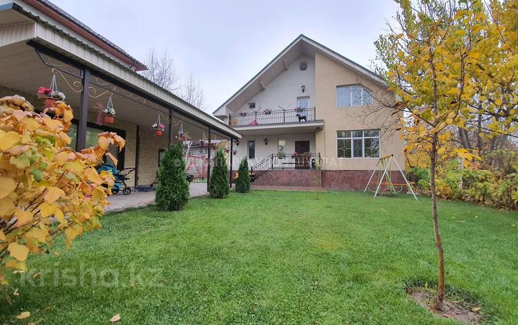5-комнатный дом, 256 м², 8 сот., мкр Калкаман-2, Смайылова 134 за 65 млн 〒 в Алматы, Наурызбайский р-н