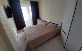 2-комнатная квартира, 80 м², 7/18 этаж посуточно, Баянауыл 1 за 12 000 〒 в Нур-Султане (Астана), р-н Байконур
