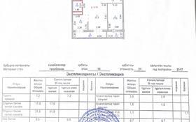 2-комнатная квартира, 80.4 м², 14/18 этаж, Кабанбай батыра 29 — Сыганак за 37 млн 〒 в Нур-Султане (Астана), Есиль р-н