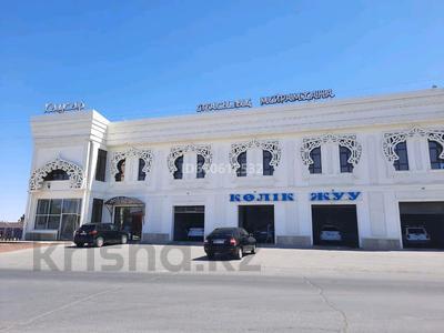 Здание, площадью 1750 м², Жеруйык, Т. Бигельдинова 10а за 500 млн 〒 в Атырау