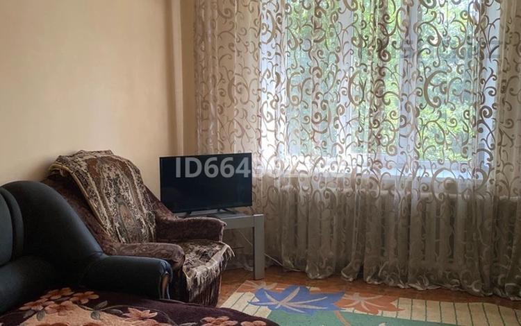 1-комнатная квартира, 60 м², 2/5 этаж посуточно, Гагарина — Абая за 7 000 〒 в Алматы, Бостандыкский р-н