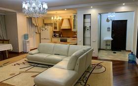 3-комнатная квартира, 140 м², 5/9 этаж помесячно, Аскарова — проспект Аль-Фараби за 350 000 〒 в Алматы