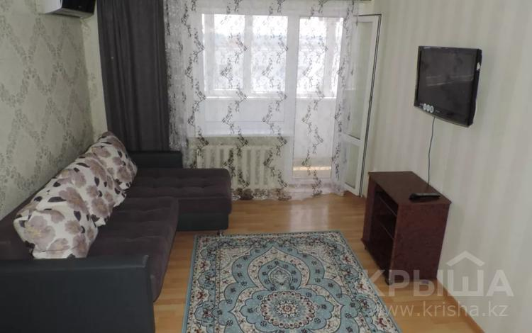 1-комнатная квартира, 34 м², 8/9 этаж посуточно, Алтынсарина 122 за 7 000 〒 в Костанае