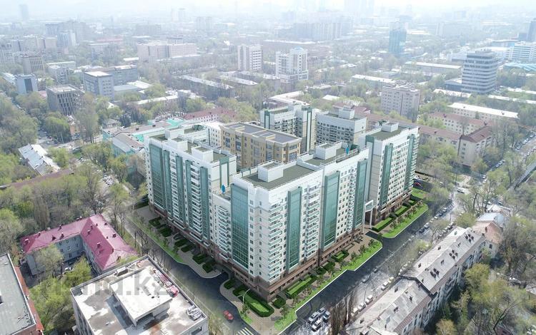 4-комнатная квартира, 153.44 м², Досмухамедова 97 за ~ 61.4 млн 〒 в Алматы, Алмалинский р-н