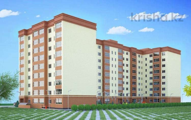 2-комнатная квартира, 70.41 м², 4/10 этаж, Муканова 21/3 — Гапеева за ~ 17.4 млн 〒 в Караганде, Казыбек би р-н
