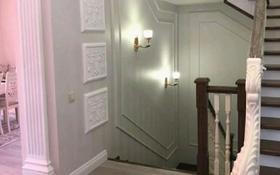 7-комнатный дом помесячно, 400 м², 9 сот., мкр Нур Алатау за 2.5 млн 〒 в Алматы, Бостандыкский р-н