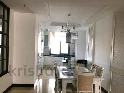 4-комнатная квартира, 150 м² помесячно, проспект Рахимжана Кошкарбаева 10 за 350 000 〒 в Нур-Султане (Астана) — фото 11