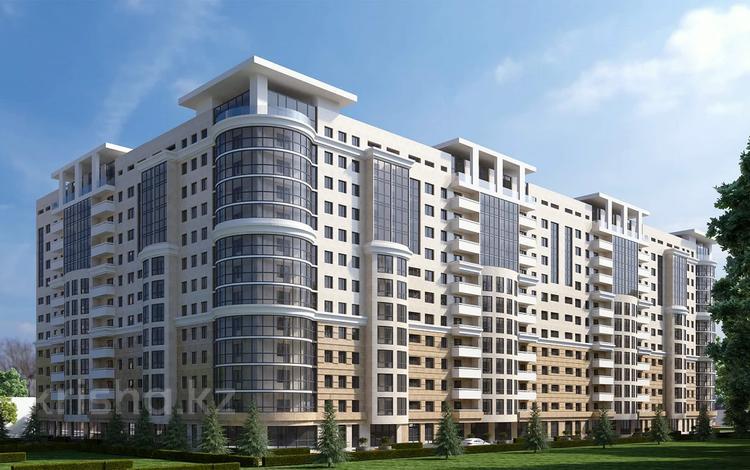 3-комнатная квартира, 90.5 м², Толе би 189/3 за ~ 33.8 млн 〒 в Алматы, Алмалинский р-н