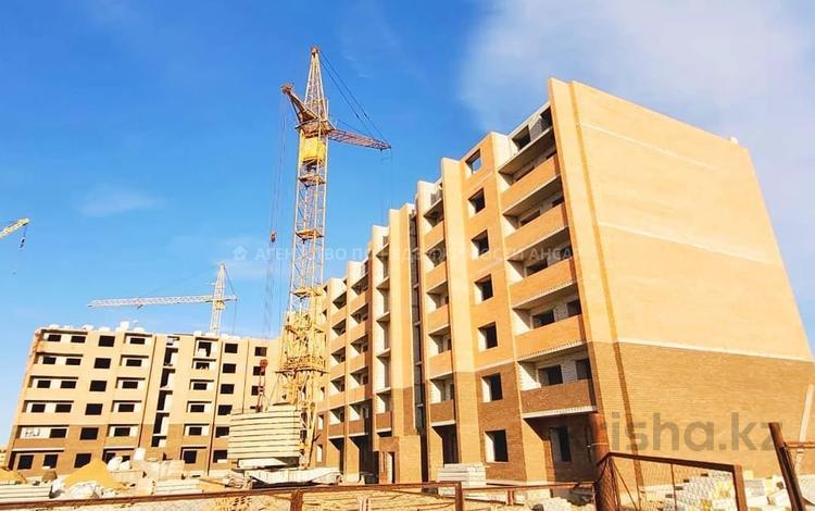 3-комнатная квартира, 86.8 м², 8/9 этаж, проспект Алии Молдагуловой за ~ 13.9 млн 〒 в Актобе, мкр. Батыс-2