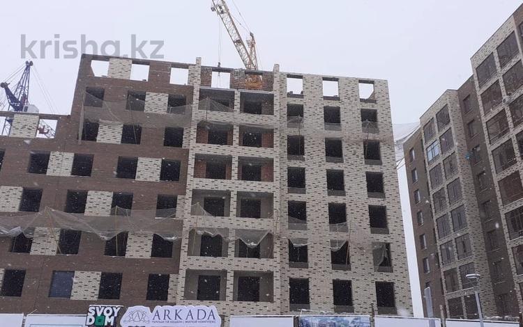 1-комнатная квартира, 37.44 м², 2/9 этаж, 22-4 улица 3 за ~ 11.8 млн 〒 в Нур-Султане (Астана), Есиль р-н