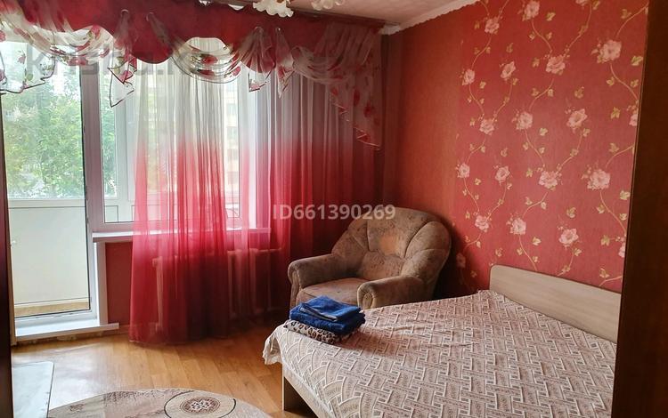 1-комнатная квартира, 36 м², 3/5 этаж посуточно, Абая — Гоголя за 7 000 〒 в Костанае