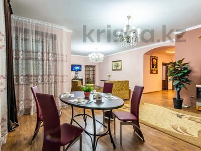 3-комнатная квартира, 170 м², 14/30 этаж посуточно, Аль-Фараби 7 — Козыбаева за 40 000 〒 в Алматы — фото 12