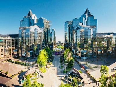 3-комнатная квартира, 170 м², 14/30 этаж посуточно, Аль-Фараби 7 — Козыбаева за 40 000 〒 в Алматы — фото 32