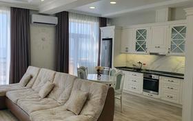 2-комнатная квартира, 90 м², 16/16 этаж помесячно, 17-й мкр, 17 мкр 6 за 550 000 〒 в Актау, 17-й мкр