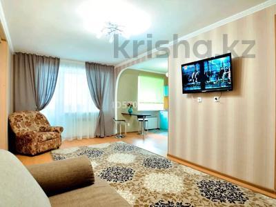2-комнатная квартира, 45 м², 4/5 этаж посуточно, проспект Бухар Жырау 44 за 8 000 〒 в Караганде, Казыбек би р-н
