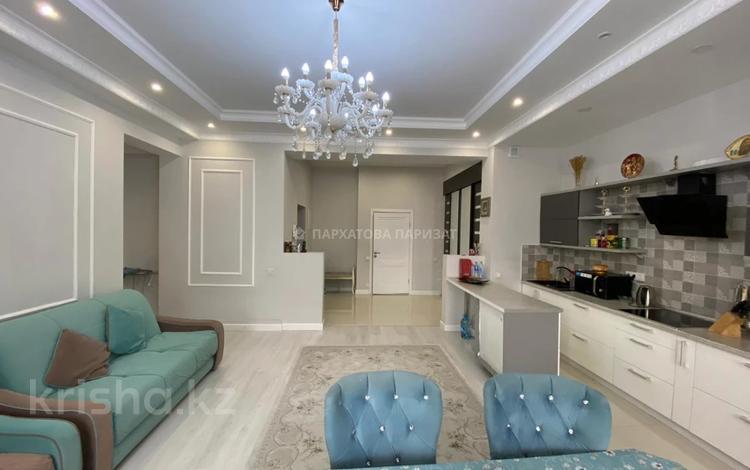 3-комнатная квартира, 97 м², 2/4 этаж, Ашимова — Шаляпина за 56 млн 〒 в Алматы, Ауэзовский р-н