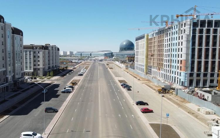 3-комнатная квартира, 109.68 м², Бокейхана 25 за ~ 30.6 млн 〒 в Нур-Султане (Астана)