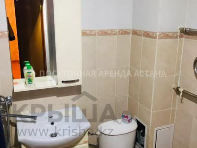 1-комнатная квартира, 36 м², 8/9 этаж посуточно, Сауран 6 за 5 000 〒 в Нур-Султане (Астана), Есиль р-н — фото 3