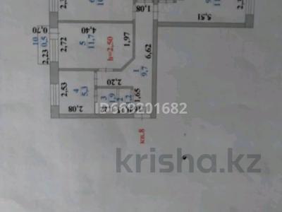 3-комнатная квартира, 54.7 м², 3/5 этаж, Бейбитшилик 77а за 15 млн 〒 в Нур-Султане (Астане), Сарыарка р-н