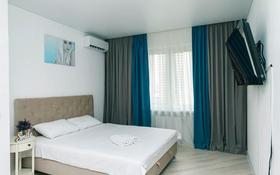 1-комнатная квартира, 48 м², 2/9 этаж посуточно, Кунаева за 8 000 〒 в Уральске