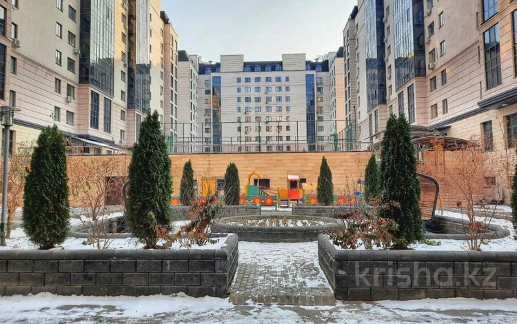 1-комнатная квартира, 50 м², 7/11 этаж посуточно, Барибаева 43/5 за 12 000 〒 в Алматы, Медеуский р-н