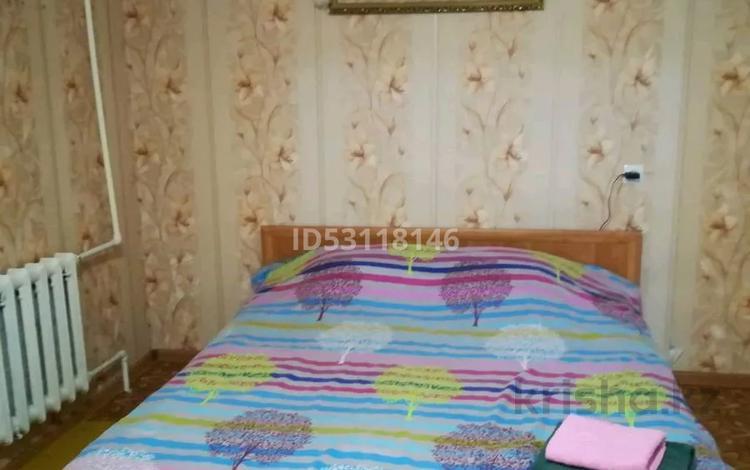 1-комнатная квартира, 32 м², 1 этаж посуточно, Металлургов 11 за 4 000 〒 в Темиртау
