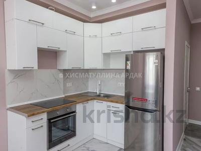 2-комнатная квартира, 45.8 м², 3/12 этаж, Бухар жырау 19 за 20 млн 〒 в Нур-Султане (Астана), Есиль р-н — фото 17