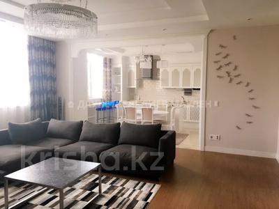 5-комнатная квартира, 242 м², 3/32 этаж на длительный срок, Ахмета Байтурсынова 9 — Тауелсыздык за 1.2 млн 〒 в Нур-Султане (Астане), Алматы р-н