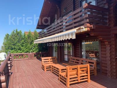 4-комнатный дом помесячно, 250 м², Табаган 1 за 900 000 〒 в Алматы, Бостандыкский р-н — фото 4