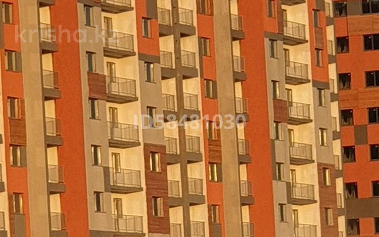 3-комнатная квартира, 91.5 м², 9/10 этаж, мкр Шугыла, Жунисова 8 за 21 млн 〒 в Алматы, Наурызбайский р-н