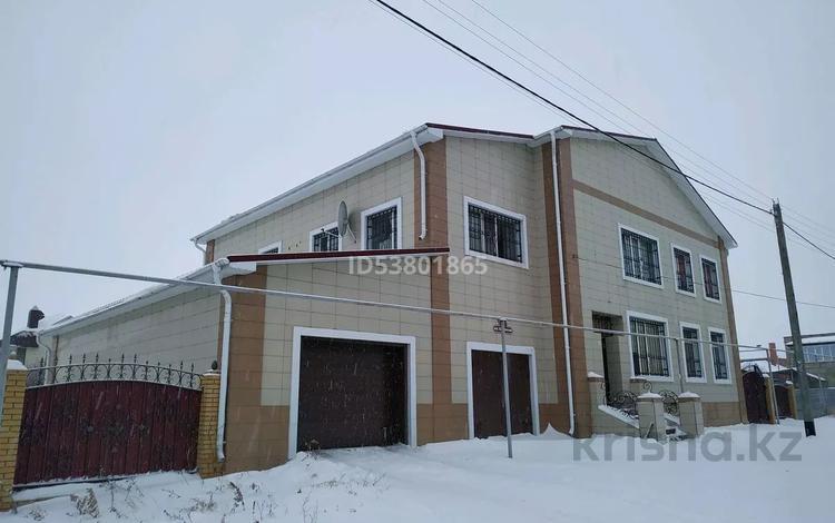 8-комнатный дом, 280 м², 23-й микрорайон за 65 млн 〒 в Рудном