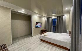 1-комнатная квартира, 40 м², 4/5 этаж посуточно, мкр Новый Город, Нуркен Абдирова 36/1 за 9 000 〒 в Караганде, Казыбек би р-н