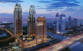 1-комнатная квартира, 74 м², 40/74 этаж, Дорога Шейх Зайед 195/2 за ~ 125.6 млн 〒 в Дубае