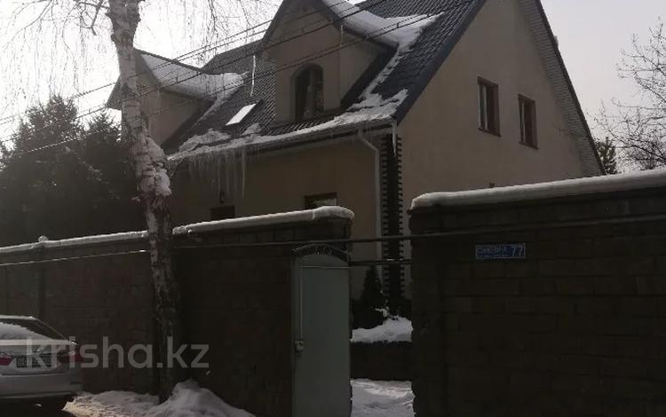 6-комнатный дом, 306.6 м², 5.12 сот., Станкевича 75-77 за ~ 63.3 млн 〒 в Алматы, Турксибский р-н