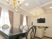 4-комнатная квартира, 150 м², 3/7 этаж на длительный срок, Митина 4 — проспект Достык за 1.1 млн 〒 в Алматы, Медеуский р-н