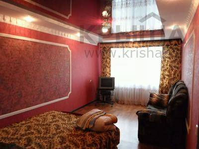 2-комнатная квартира, 50 м², 1/5 этаж посуточно, улица Ескалиева 186 — Евразия за 10 000 〒 в Уральске