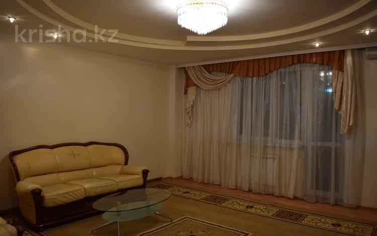 3-комнатная квартира, 120 м², 2/14 этаж помесячно, Масанчи 98а за 260 000 〒 в Алматы, Бостандыкский р-н