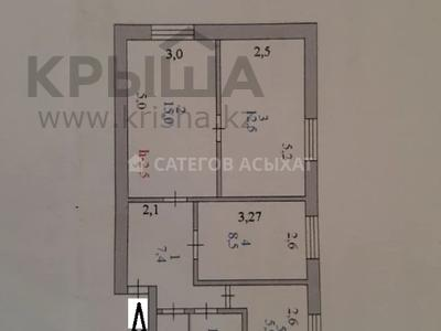 3-комнатная квартира, 53 м², 1/5 этаж, Малика Габдуллина — Бараева за 16 млн 〒 в Нур-Султане (Астана), р-н Байконур — фото 14
