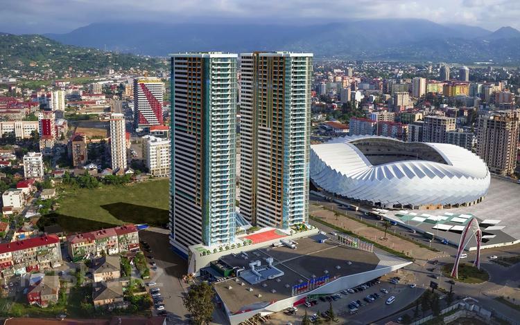 2-комнатная квартира, 45.7 м², J.Shartava street 16 за ~ 16.6 млн 〒 в Батуми