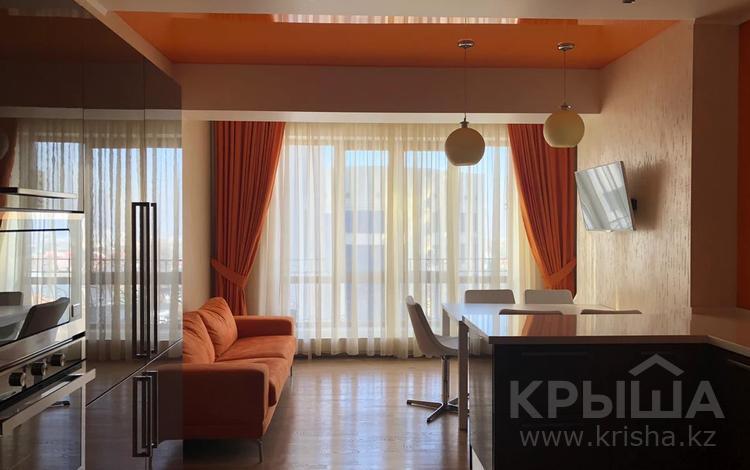 3-комнатная квартира, 170 м², 6/13 этаж, Ходжанова за 87 млн 〒 в Алматы, Бостандыкский р-н