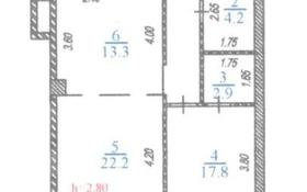 2-комнатная квартира, 72.2 м², 2/12 этаж, Мкр. Самал-3 15 за 58 млн 〒 в Алматы, Медеуский р-н