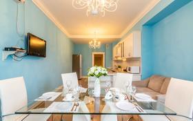 3-комнатная квартира, 120 м², 4/20 этаж посуточно, Аль-Фараби 21 — Каратаева за 35 000 〒 в Алматы