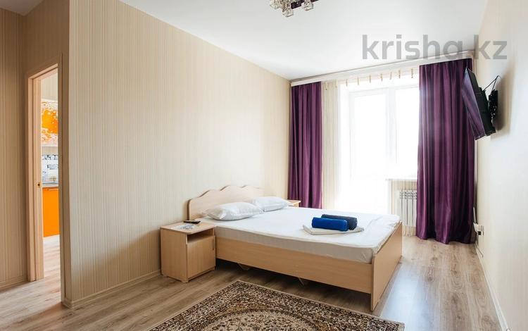 1-комнатная квартира, 45 м², 5/9 этаж посуточно, Наримановская 66 за 9 990 〒 в Костанае